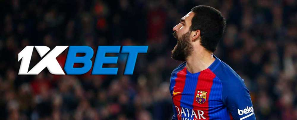 Le bookmaker 1xBet