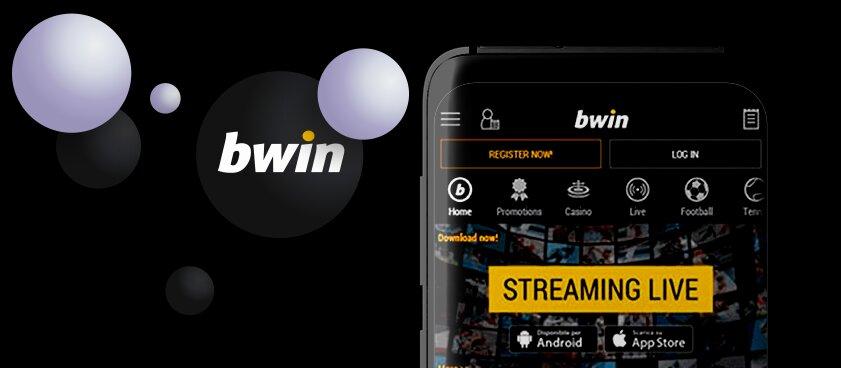 Télécharger l'appli mobile Bwin